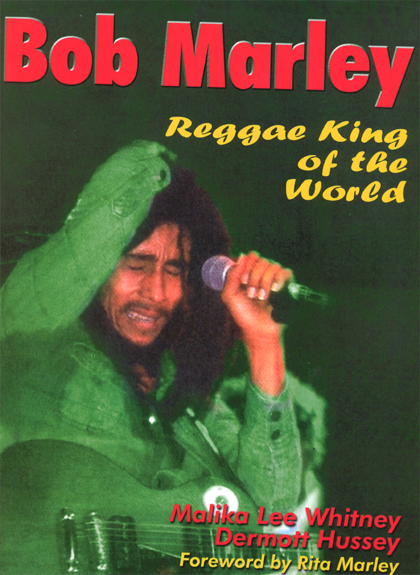 Bob Marley Reggae King of the World low res