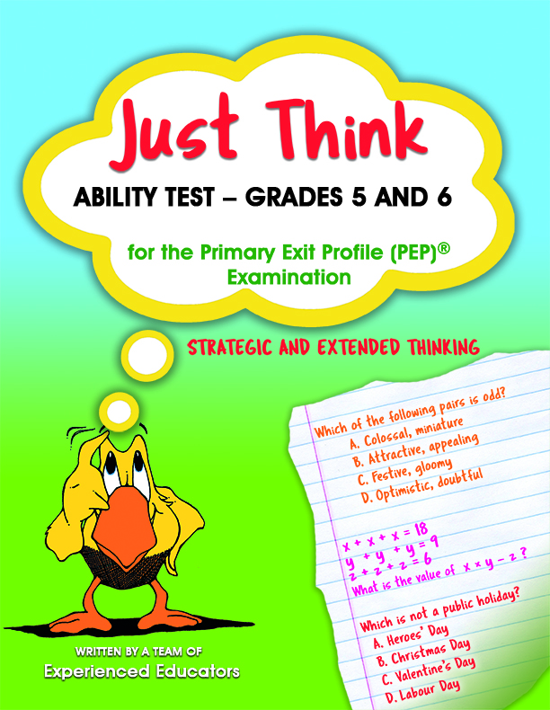 Just Think Ability Test