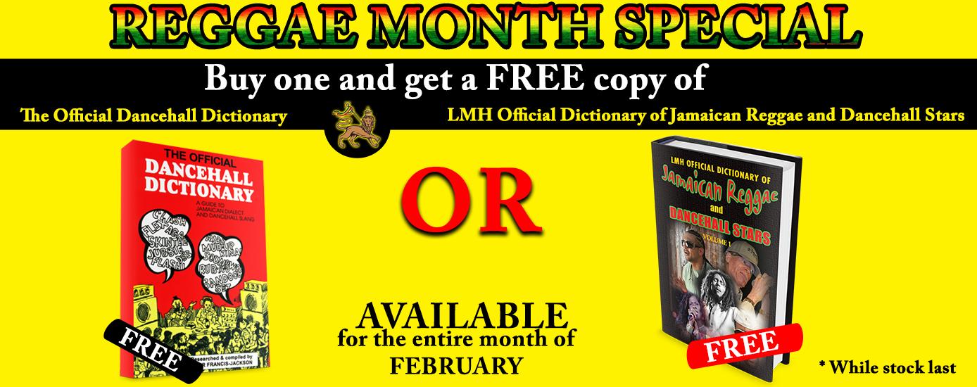 Reggae Month Special