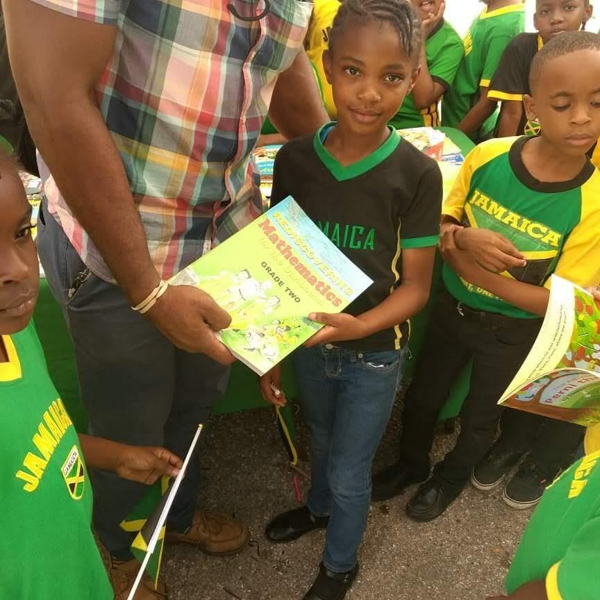 McIntosh Memorial Primary School - Jamaica Day 2019